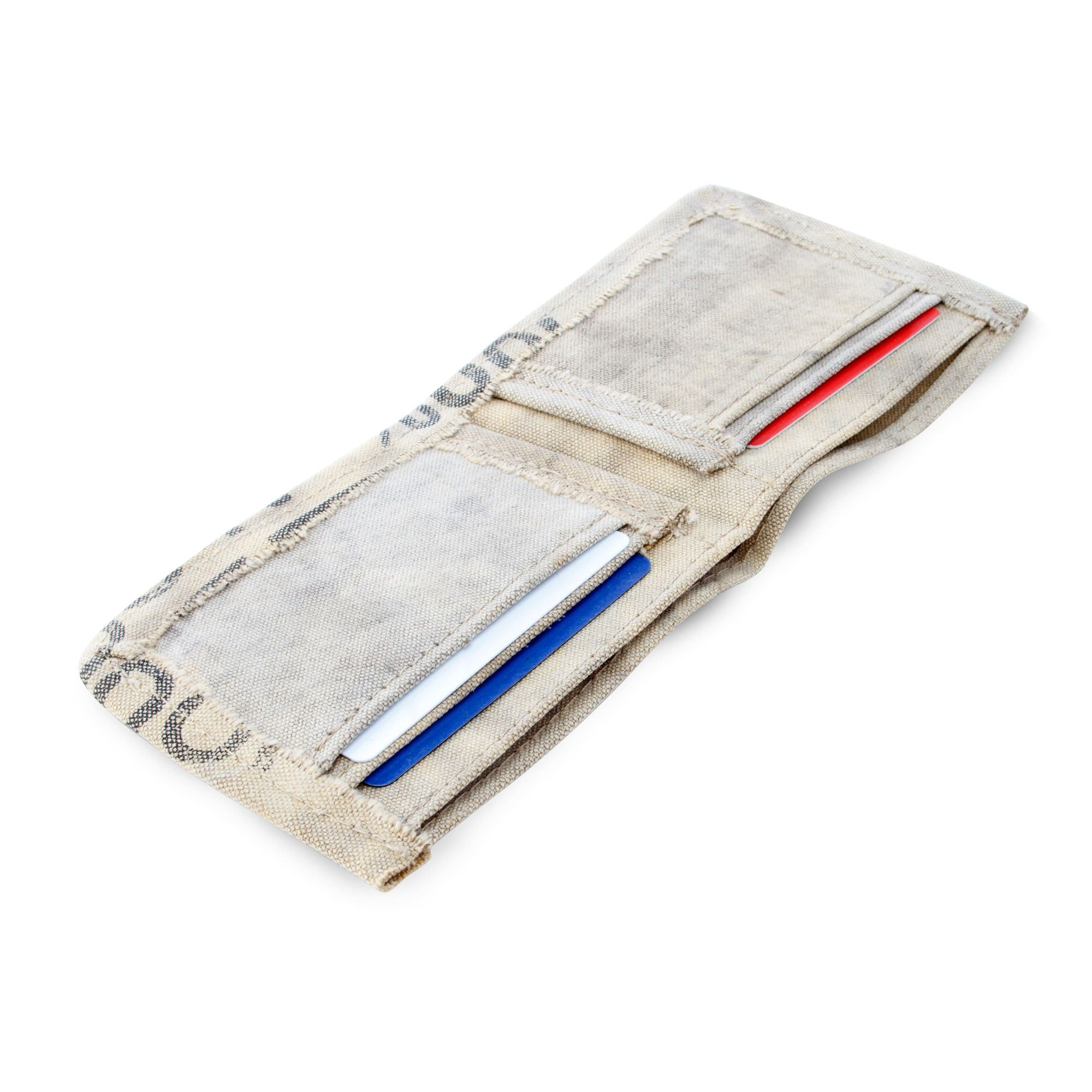 Bariri Bi-Fold Wallet by The Real Deal: Made In Brazil