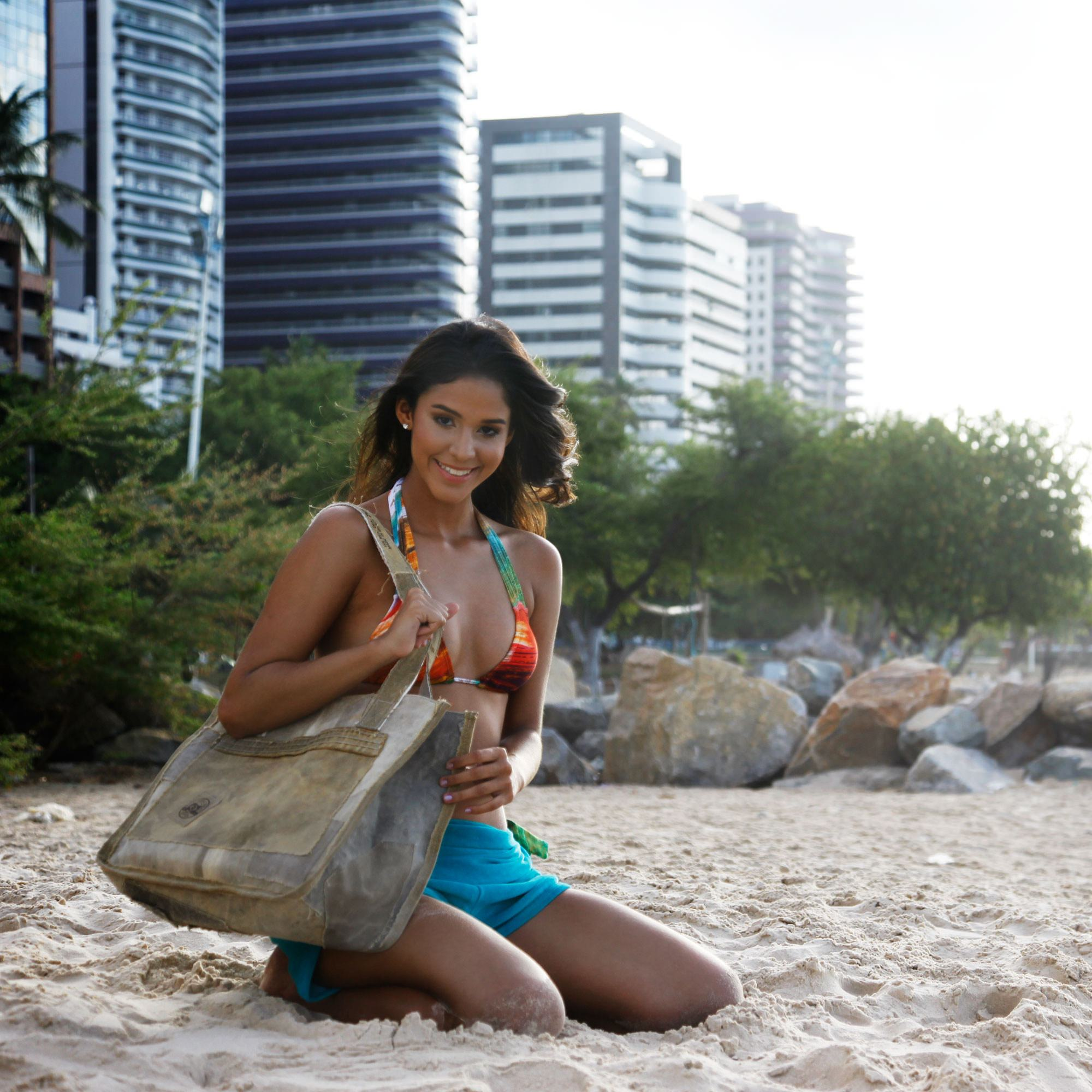 Taiba Tote by The Real Deal: Made In Brazil