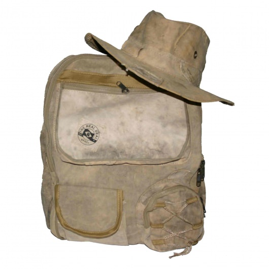 Belem Backpack & Original Hat Combo