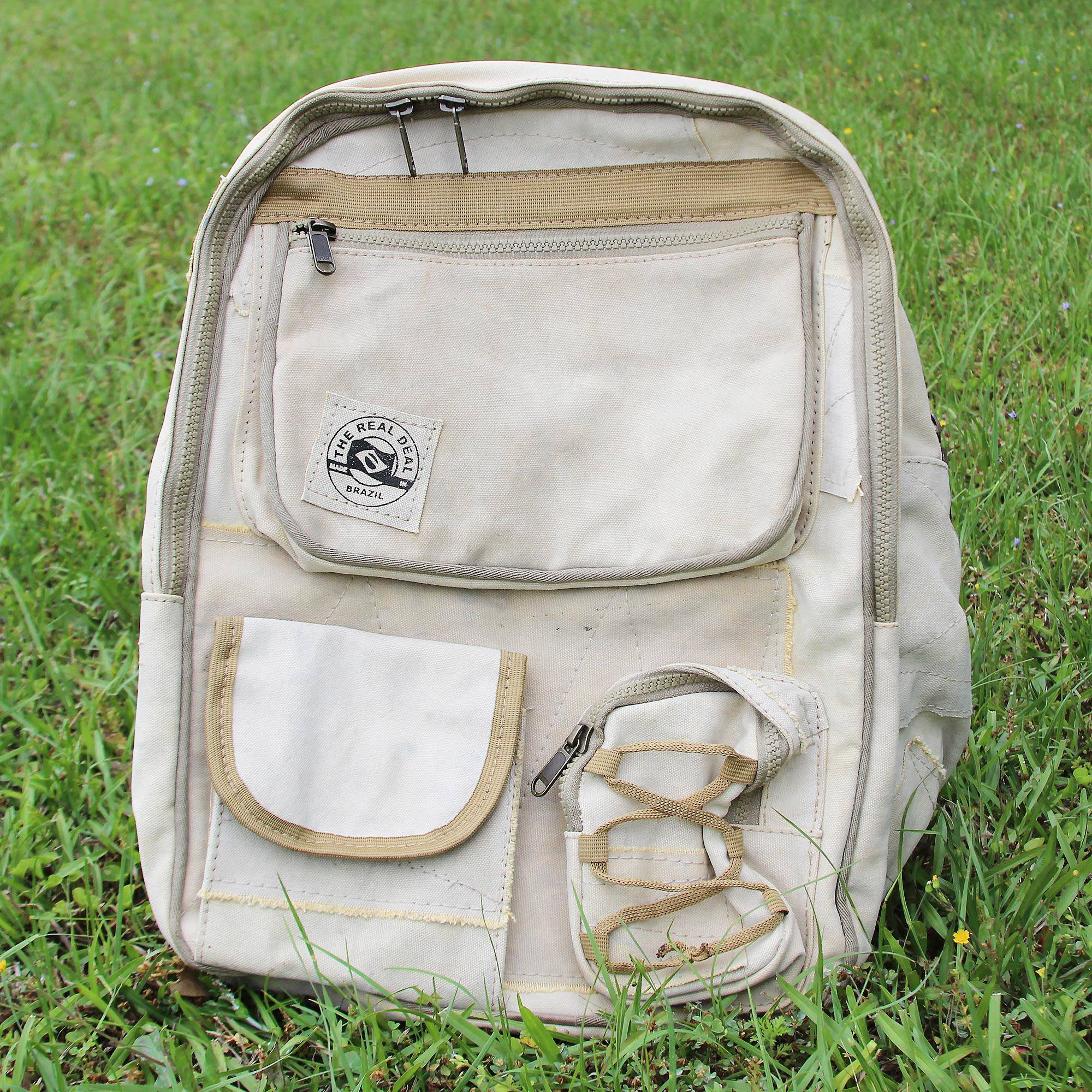Belem Backpack - Blanco Edition